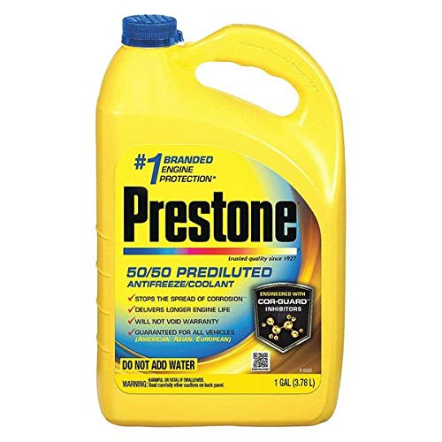 Top 6 recommendation prestone antifreeze extended life for 2020