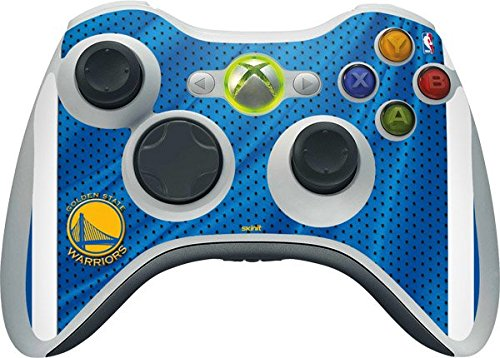 6c8762fc0cf7 NBA - Golden State Warriors - Golden State Warriors Jersey - Skin for 1  Microsoft Xbox 360 Wireless Controller - Buy Online in UAE.
