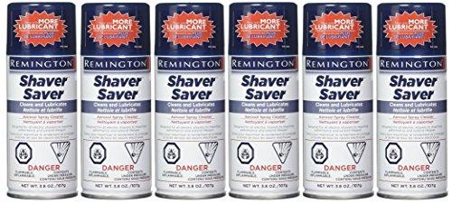 Remington Shaver Saver Aerosol spray Cleaner, Model SP-4 3.8 oz (Quantity of -