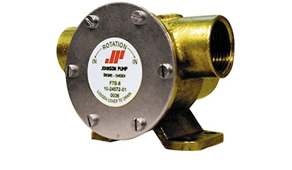 Johnson Pump 10-24572-51 F7B-8007 1 NPT-5/8 SHAFT 28 - Bomba: Amazon.es: Jardín