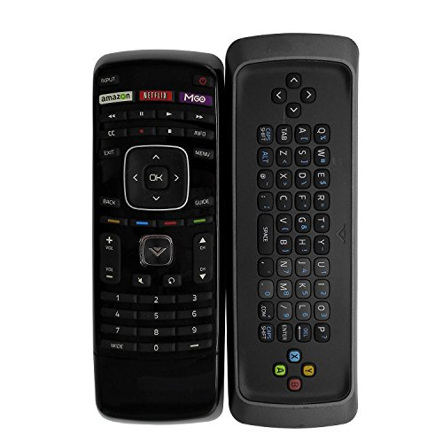 New VIZIO Smart TV Qwerty keyboard remote XRT302