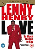 Lenny Henry - So Much Things To Say, Live - Comedy Gold 2010 [DVD]