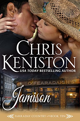 Jamison (Farraday Country Book 10)
