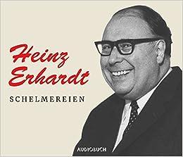 Schelmereien 1 Audio Cd Amazonde Heinz Erhardt Bã¼cher