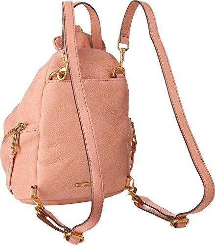 Rebecca Mini Minkoff Peach Dusty Julian Convertible Women's Backpack OOgvqF8