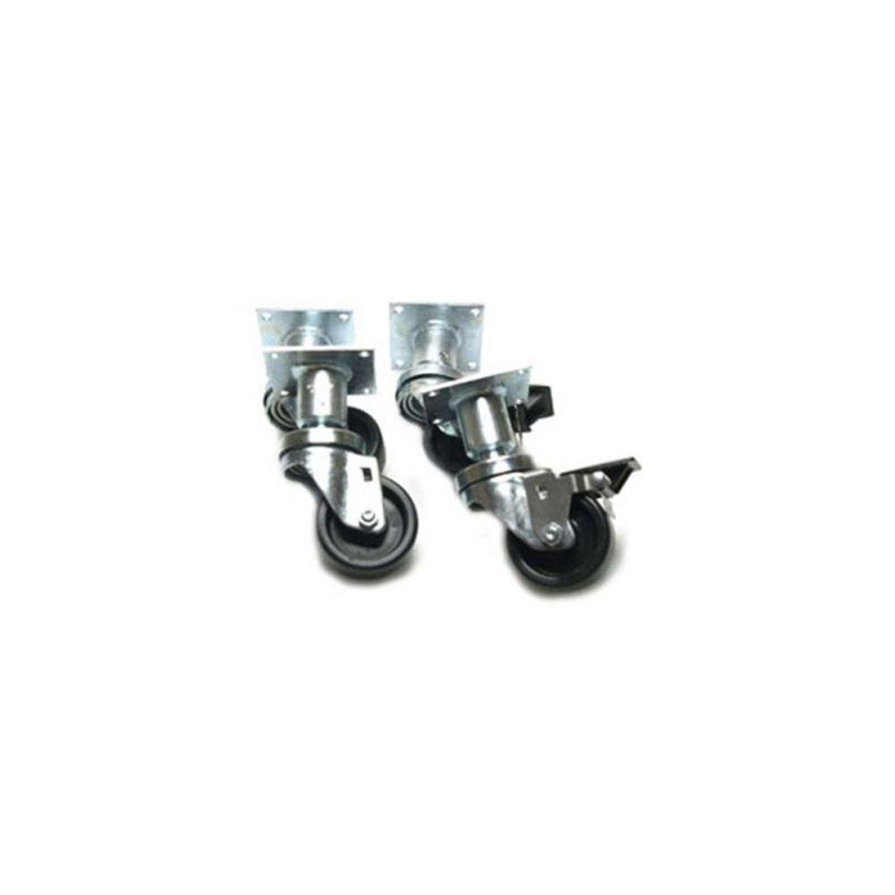 Pitco B3901504 Set Of 4 9'' Adjustable Casters