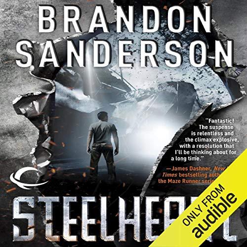 - Steelheart: The Reckoners, Book 1