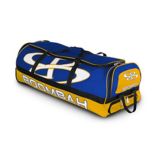 blue and gold catchers gear - 9