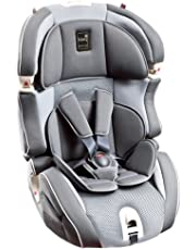 Kiwy 14103KW02B Child Car Seat Group 1/2/3 with Isofix 9-36 kg