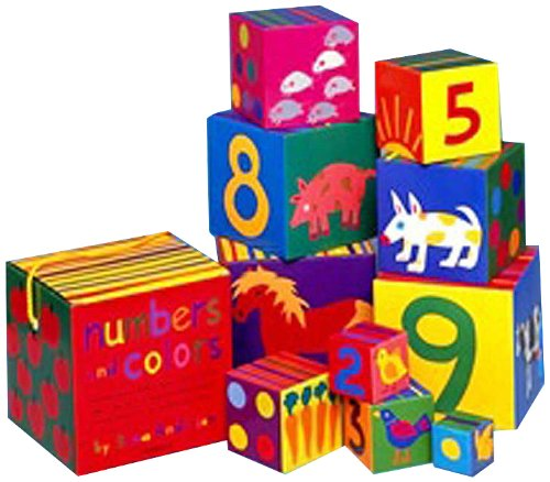Download Numbers and Colors Nesting Blocks pdf