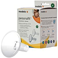 Medela PersonalFit Breastshields (2), Size: Large (27mm) in Retail Packaging (Factory Sealed) #87074 (Original Version)