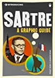 img - for Introducing Sartre: A Graphic Guide book / textbook / text book