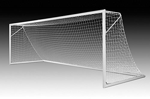 - Kwik Goal Fusion Goal with Wheels, 8 x 24-Feet