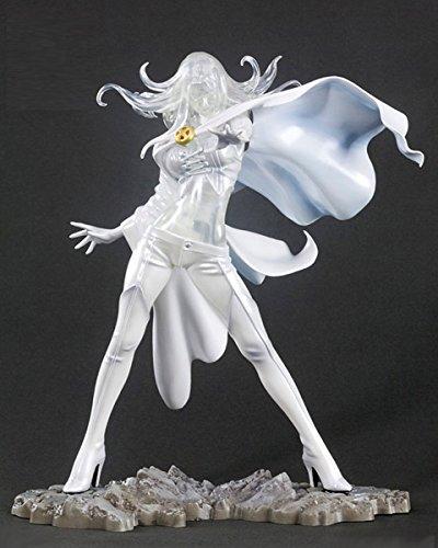 Marvel XMen SDCC 2011 Exclusive Kotobukiya Bishoujo 1/8 Scale PVC Statue Emma Frost