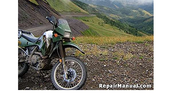 kawasaki klr 250 wiring diagram free download cpp 103 p 1984 2007 kawasaki klr600 klr650 cyclepedia printed  cpp 103 p 1984 2007 kawasaki klr600