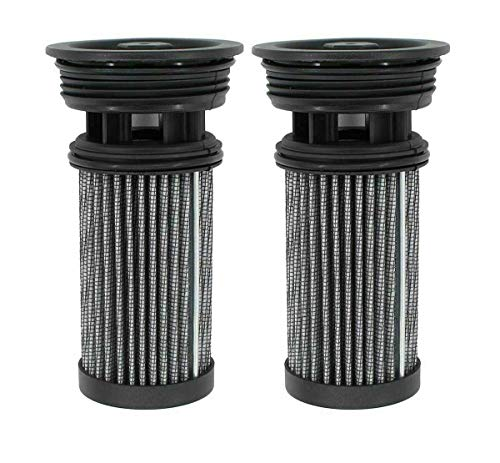Lawnmowers Parts New Set of 2 New Replacement Exmark Parker Hydraulic 116-0164 Filter Element 15907+ (Free E-Book) A Complete Guidance to Take Care of Your Lawn