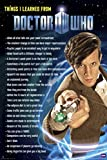 Best Culturenik Things - Doctor Who Things I Learned TV Show Poster Review