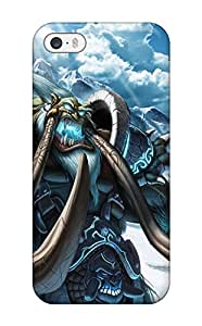 Catherine J Dover Fashion Protective World Of Warcraft Case Cover For Iphone 5/5s