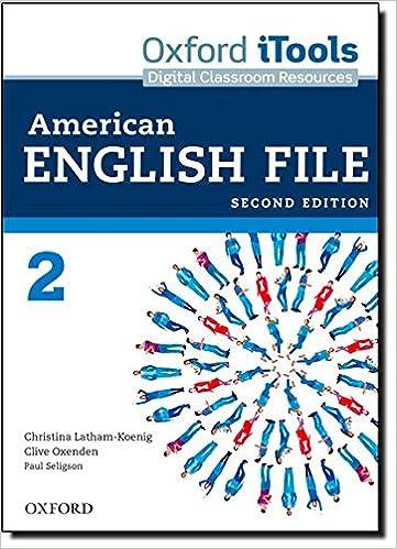 American English File: Level 2 iTools DVD-ROM: Christina