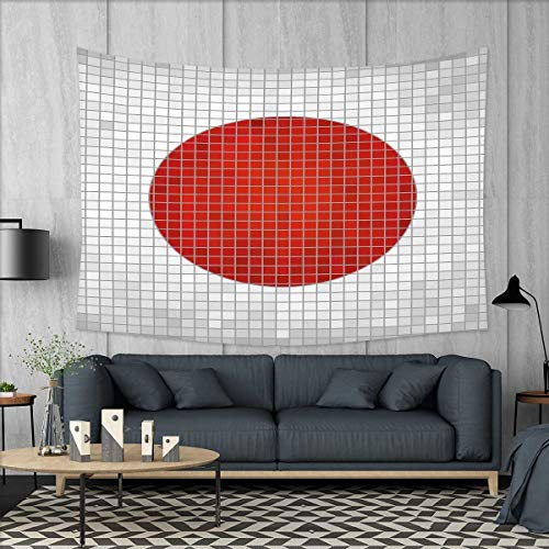 smallbeefly Abstract Customed Widened Tapestry Mosaic Nation