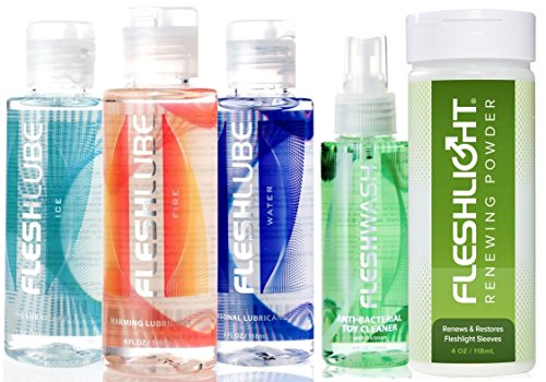 Fleshlight Fleshlube Elements Fleshwash Renewing product image