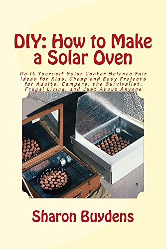 Amazon diy how to make a solar oven do it yourself solar enjoy this book and over 1 million titles with kindle unlimited solutioingenieria Choice Image