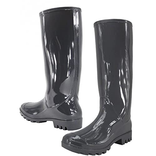 417b0145d4ecf Women Rain Boots Stylish Waterproof Rubber Boots for Ladies