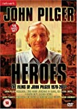 John Pilger Heroes Films 1970: 2007 (The War on Democracy / Stealing a Nation / Breaking the Silence: Truth and Lies in the War on Terror / Arena) [Region 2]