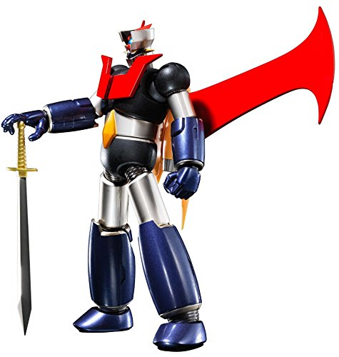 Bandai Tamashii Nations Super Robot Chogokin Kurogane Finish
