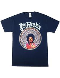 Men's Jimi Hendrix Blowing Minds Graphic T-Shirt