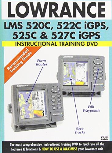 (Lowrance LMS 520c,522c, Igps,525c and 527c Igps )