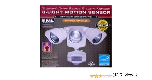 EML Technologies Thermal True Range Electro Optical 3 Light Motion