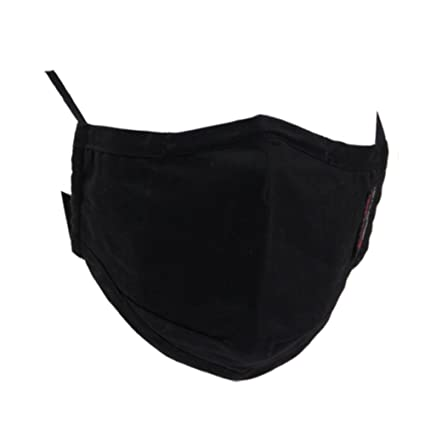 Face Mask Cotton Mouth Mask Black Anti Haze Dust Masks Filter Windproof Mouth-muffle Bacteria Flu Fabric Cloth Respirator High Quality Men's Masks