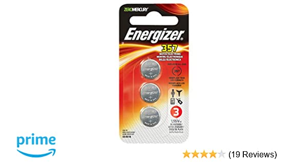 Energizer Holdings 357BPZ-3N General Purpose Battery