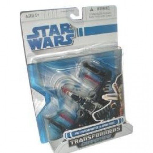Star Wars Transformers Crossovers ARC-170 Starfighter to Clone Pilot (Wars Clone Arc Star 170)