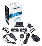 siriusxm edge with vehicle kit - SiriusXM SXDV3 Satellite Radio Vehicle Mounting Kit with Dock and Charging Cable (Black)
