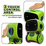 Gilobaby Kids Robot Toy, Talking Interactive Voice