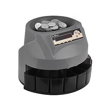 7ca4ce36b584 Amazon | Aibecy 高速コインカウンター 300枚/分 日本硬貨専用 硬貨計数 ...