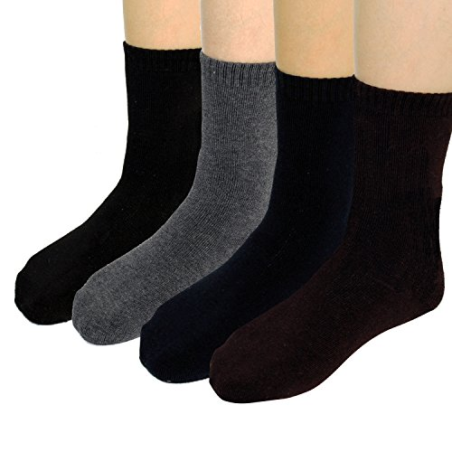 best 100 cotton dress socks - 8