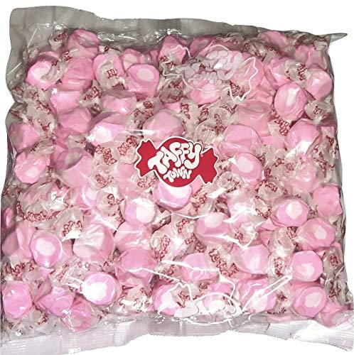 Bubble Gum Salt Water Taffy 2.5lb Bag