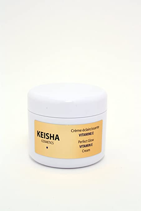 Keisha fabricado en Francia piel Blanqueamiento cartucho para crema loción para edad manchas oscuras, las cicatrices ...