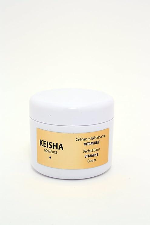 Keisha fabricado en Francia piel Blanqueamiento cartucho para crema loción para edad manchas oscuras, las