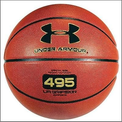 Under Armour 495 Indoor/outdoor Basketball Official/size 7