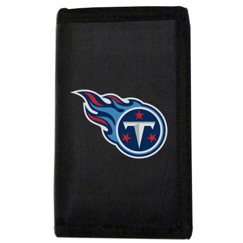 NFL Tennessee Titans Canvas Tri-Fold Wallet