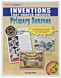 Gallopade Publishing Group Educational Inventions That Shaped America Primary Sources Pack (9780635116314)
