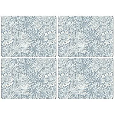 Pimpernel William Morris Marigold Blue Placemats - Set of 4