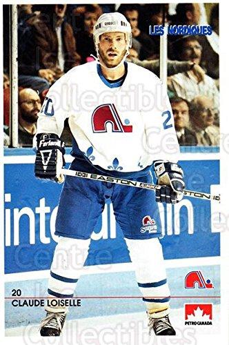 claude-loiselle-hockey-card-1990-91-quebec-nordiques-petro-canada-16-claude-loiselle
