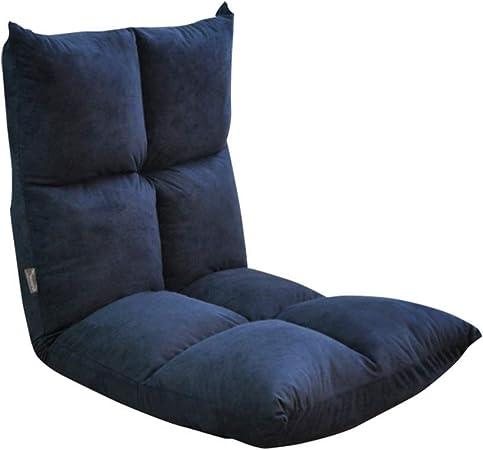 YLCJ Chaise Pliante pour Le Sol lit Simple Chambre Durable