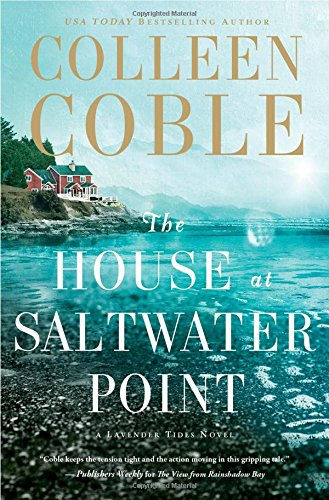 Books : The House at Saltwater Point (A Lavender Tides Novel)