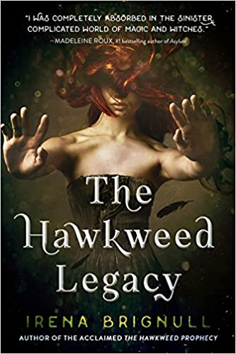 Image result for The Hawkweed Legacy by Irena Brignull